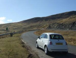 Getting around Shetland