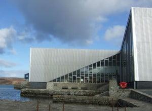 Mareel, Shetland