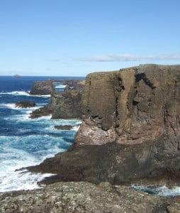 Wats Ness, Shetland