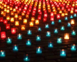 Catalan candles