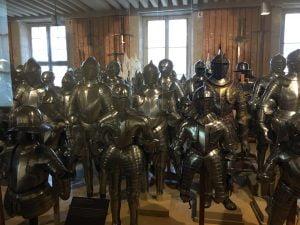 Amour, Musée de I'Armée