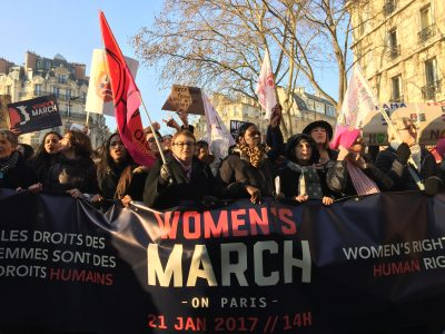 Paris Women's March
