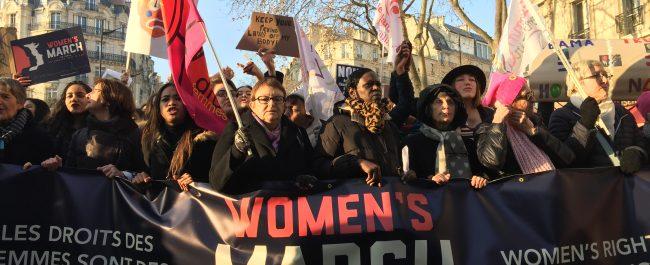 Paris Women's March